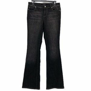 White House Black Market Women's Boot Cut Jeans 4
